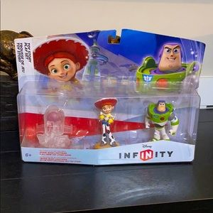 Disney Infinity Toy Story play set. New in box.